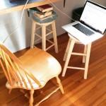 My current desk set up